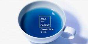 Pantone создали чай в цвете 2020 года