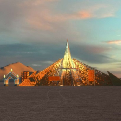 empyrean burning man