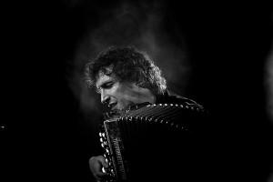 Баянист Егор Забелов представил свой дебютный сольный альбом