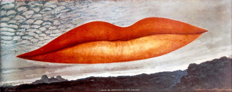 Man Ray artwork
