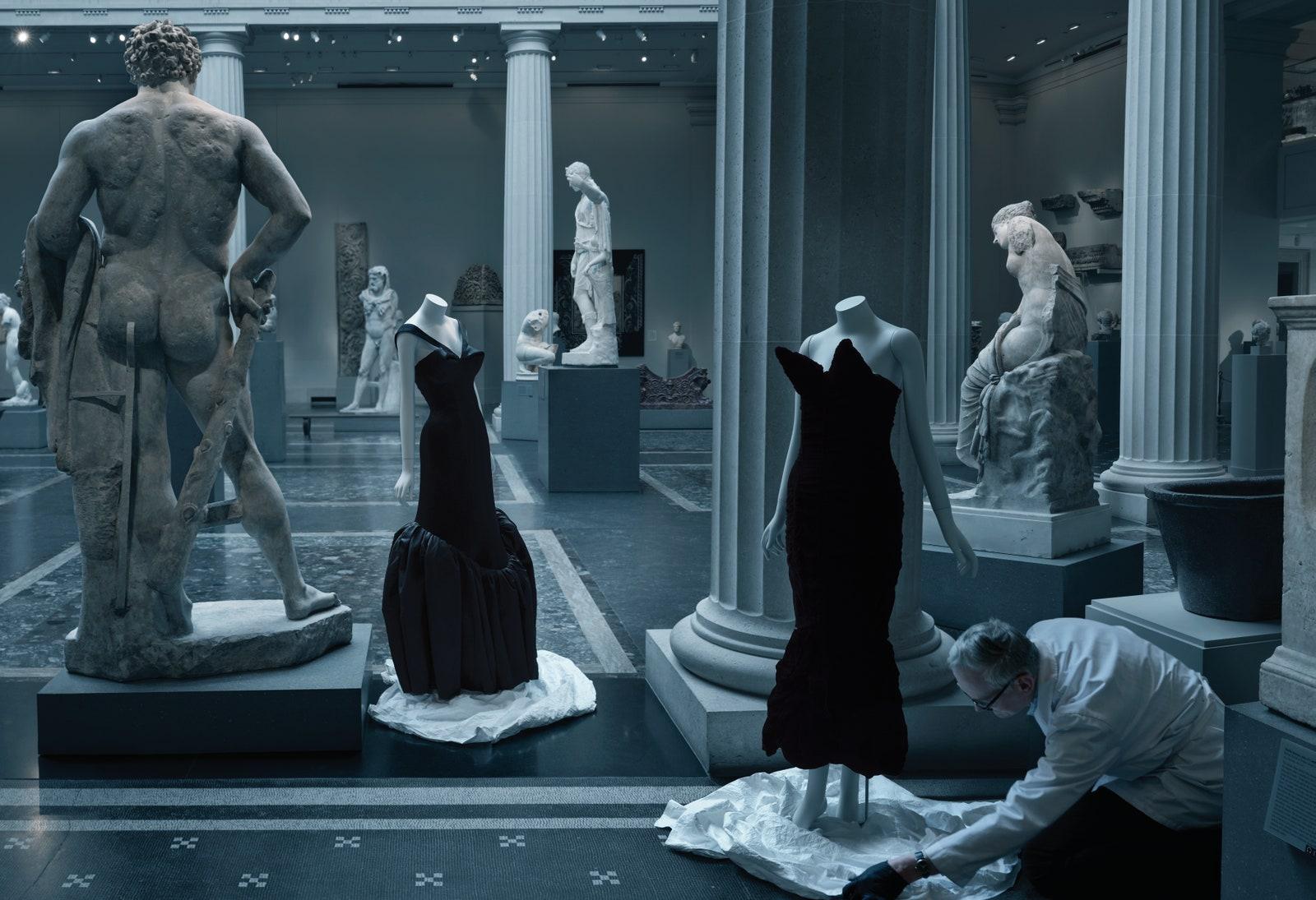 выставка Метрополитен-музея