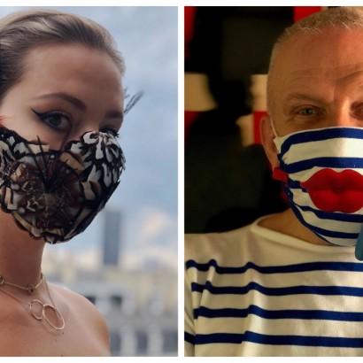 кутюрные маски