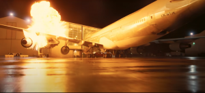 Кристофер Нолан взорвал реальный самолёт на съёмках