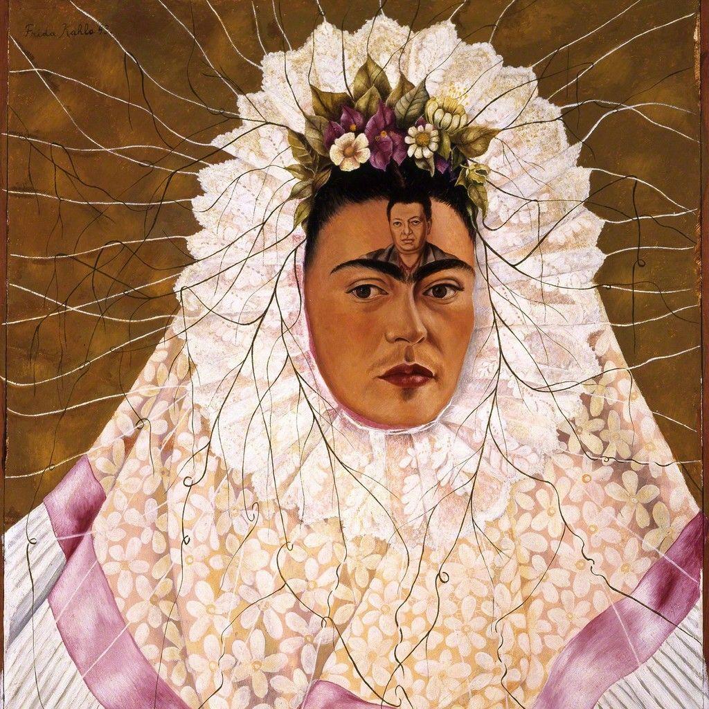 Фрида Кало картина 2