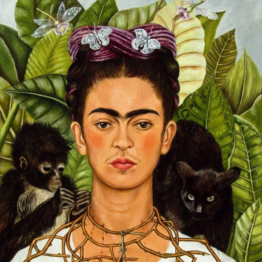 Фрида Кало картина