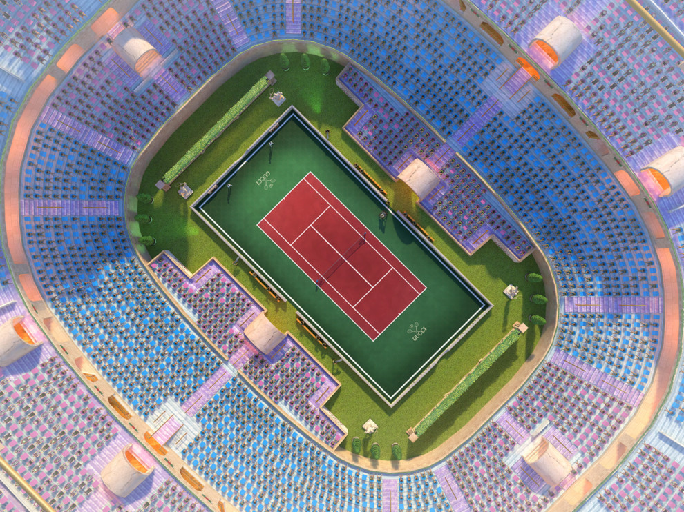 gucci tennis