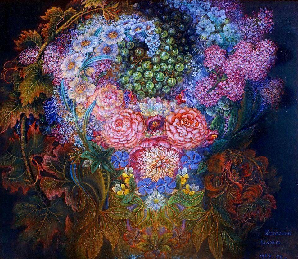 Катерина Билокур картина 2