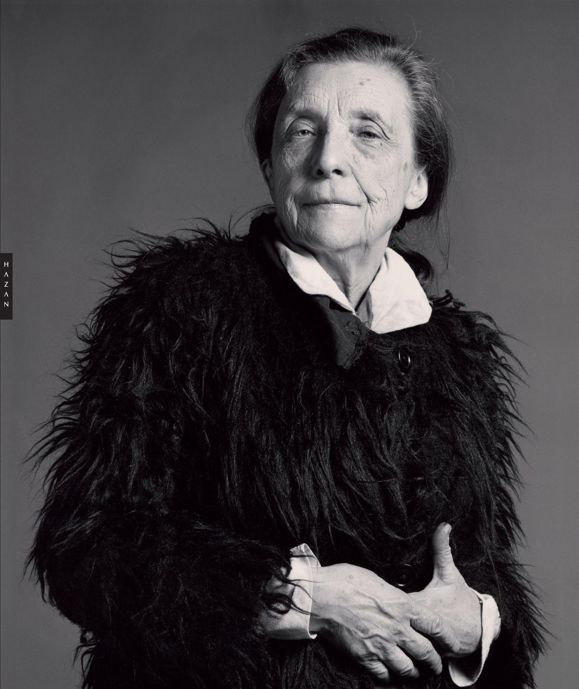 Луиза Буржуа-портрет