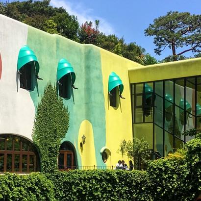 Studio Gibli museum