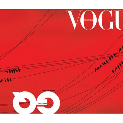 Vogue Gq issue