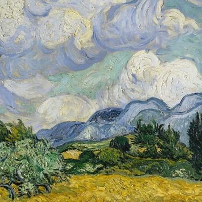 Ван Гог - поле