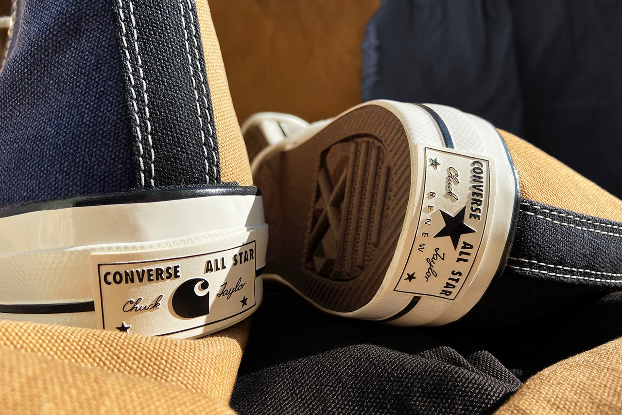 converse carhartt wip
