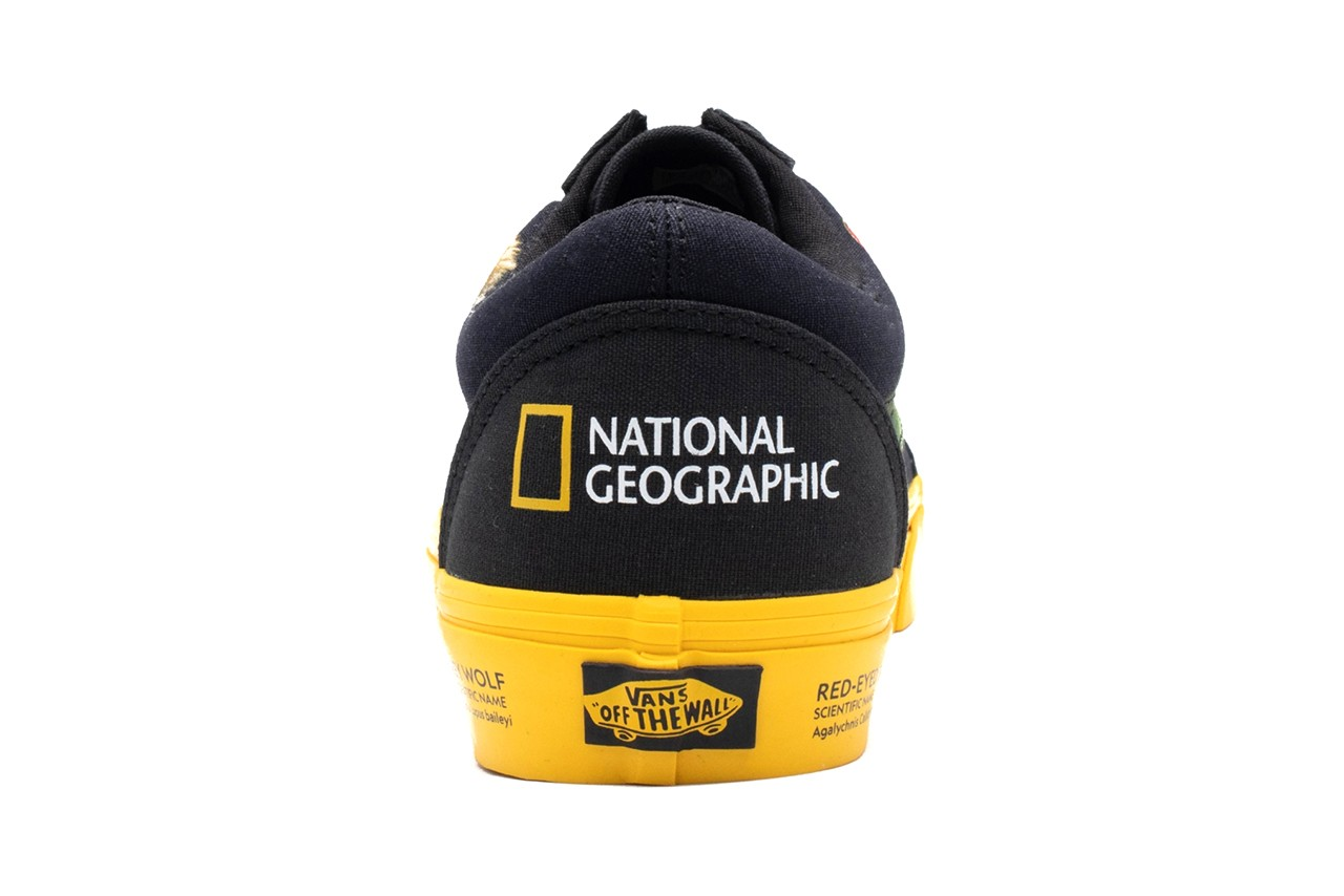 National Geographic x Vans