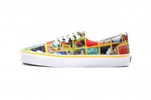 Vans выпустили коллекцию обуви вместе с National Geographic