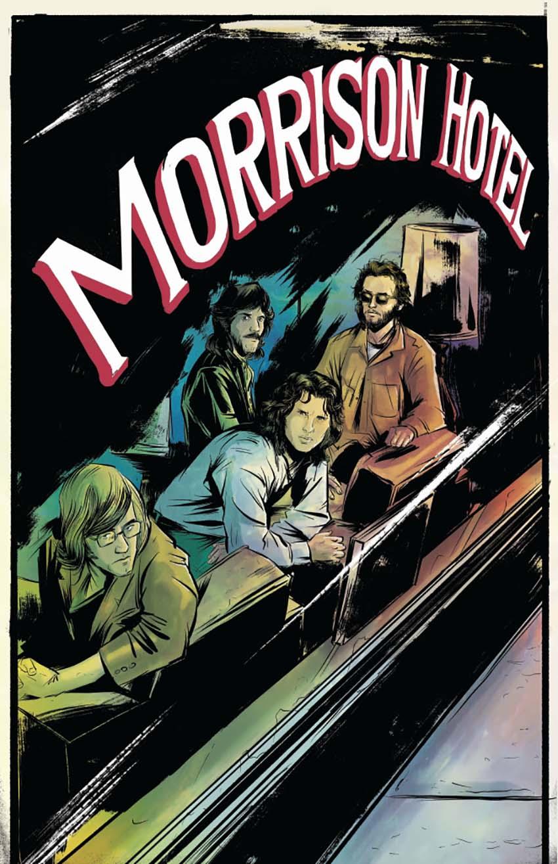 The Doors comic book