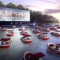 плавучий кинотеатр
