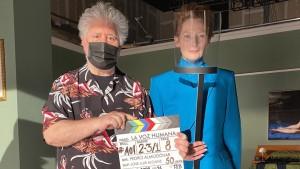 Короткометражку Педро Альмодовара с Тильдой Суинтон покажут на Венецианском кинофестивале