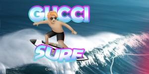 Gucci создали свою видеоигру в рамках экоинициативы