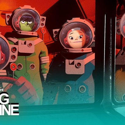 Gorillaz - Strange Timez ft. Robert Smith