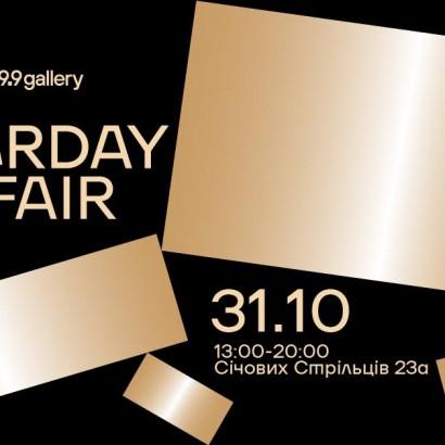 Saturday Art Fair