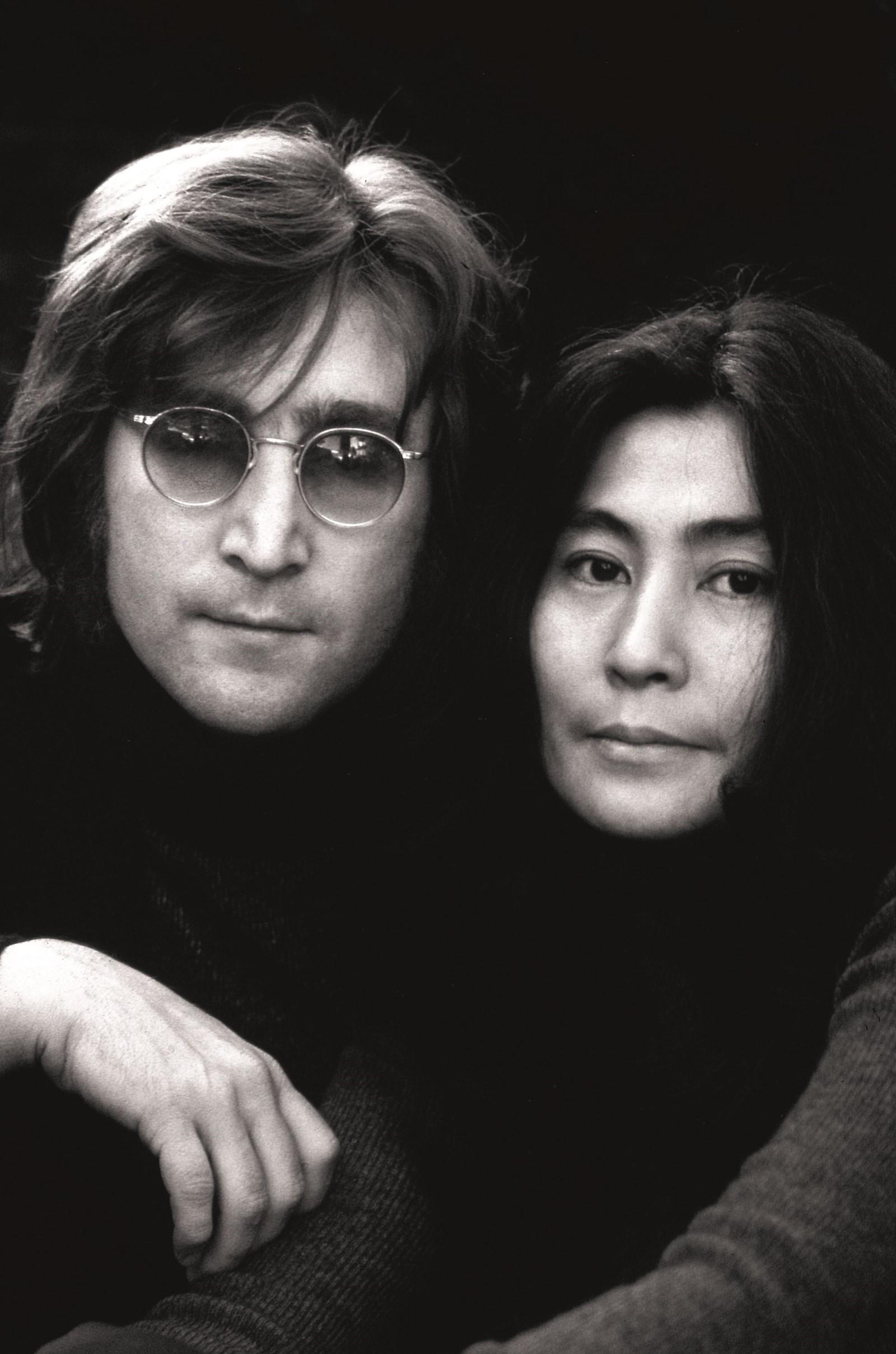 Джон и Йоко 5