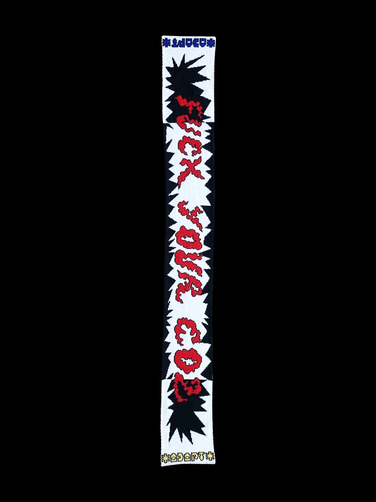 шарфы 9