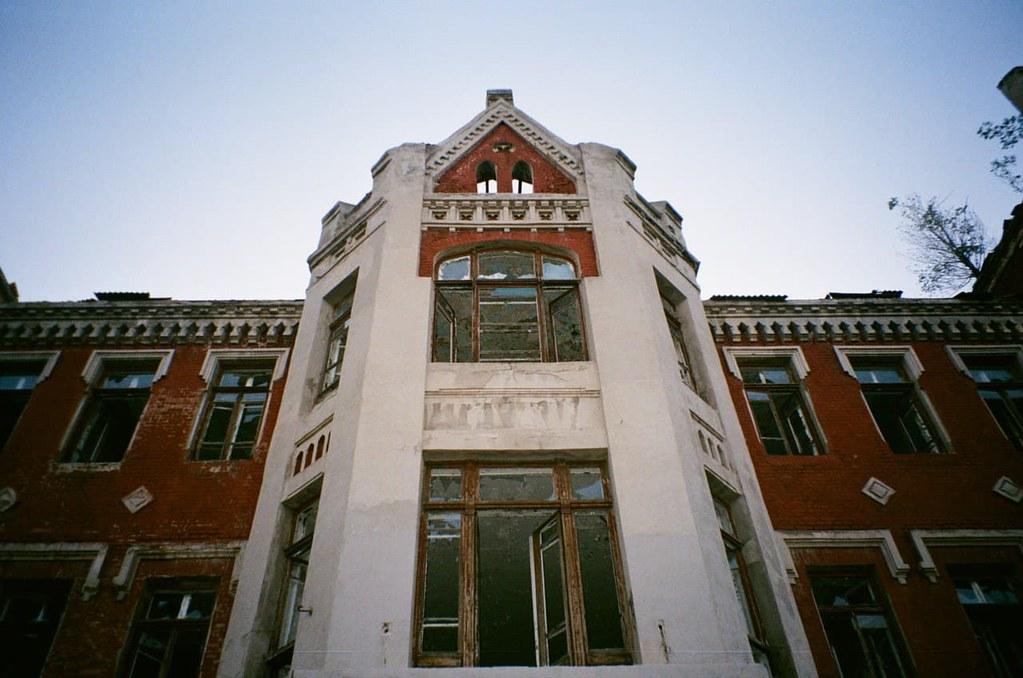 исторические сооружения