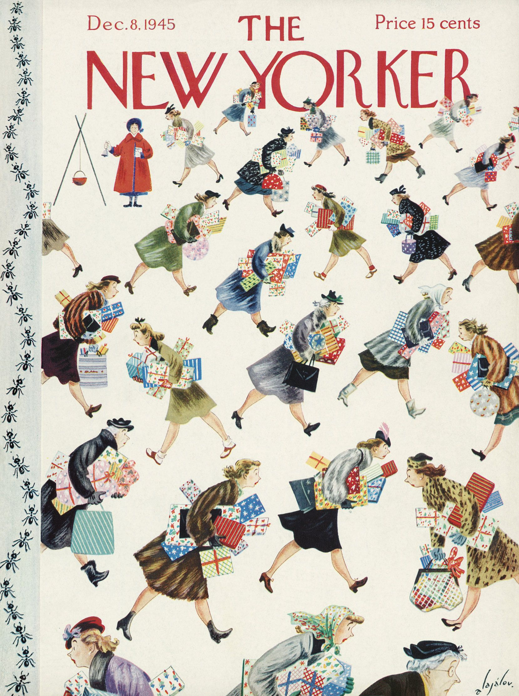 The New Yorker, 1945
