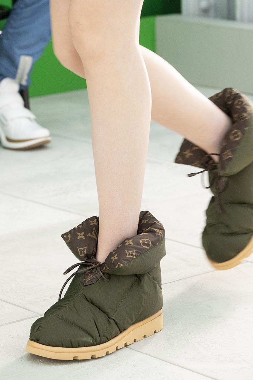 ботинки-подушки