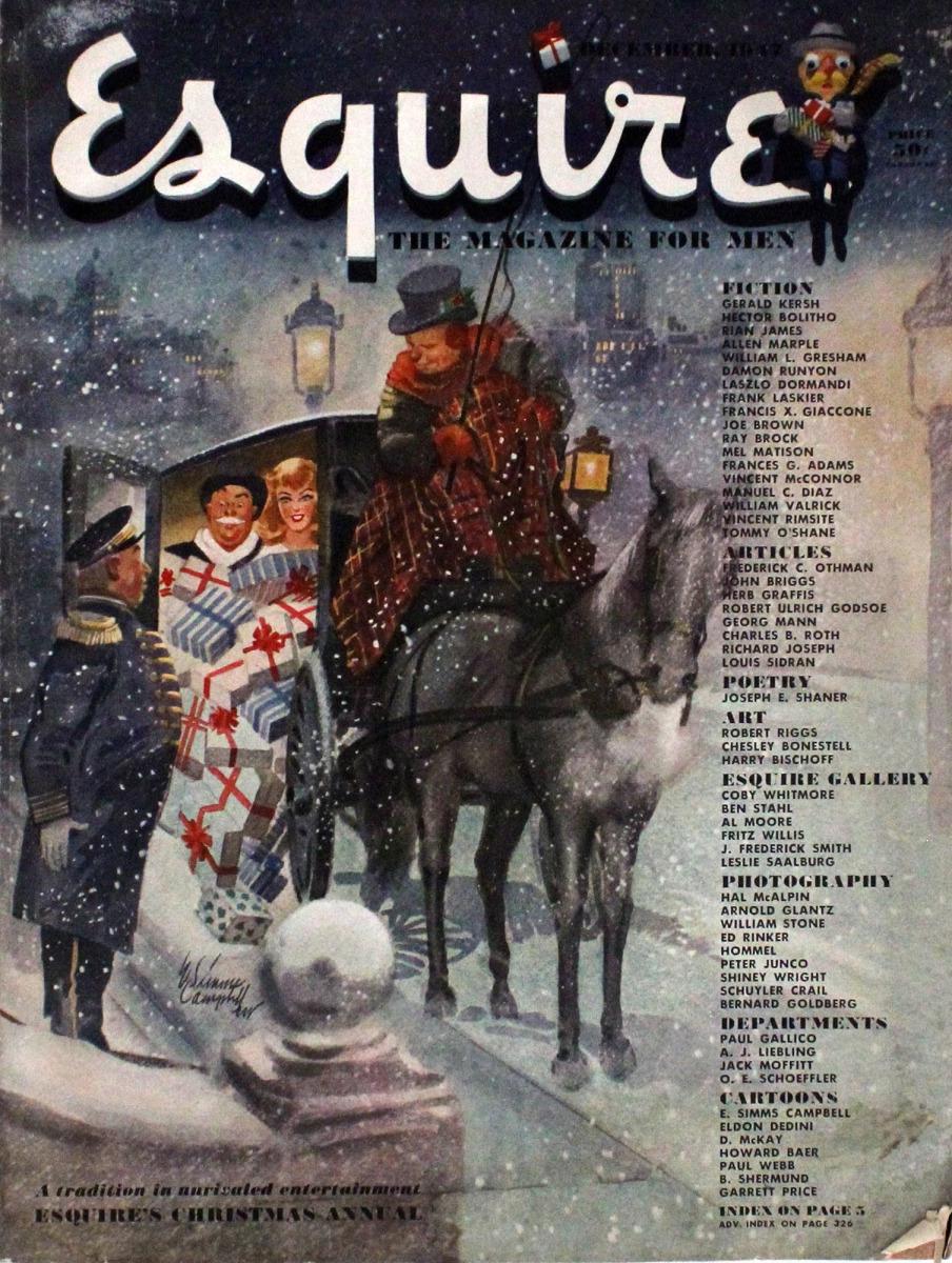 esquire-vintage-magazine-dec-1-1947