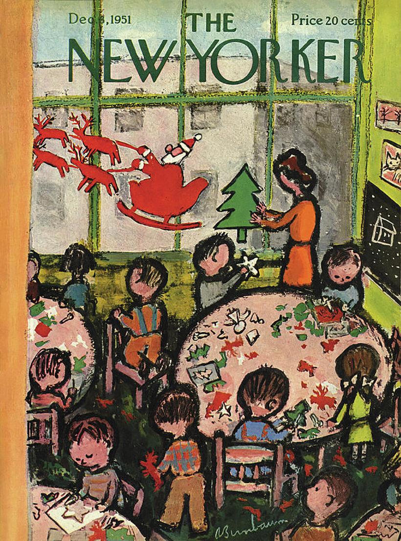 new-yorker-december-8th-1951