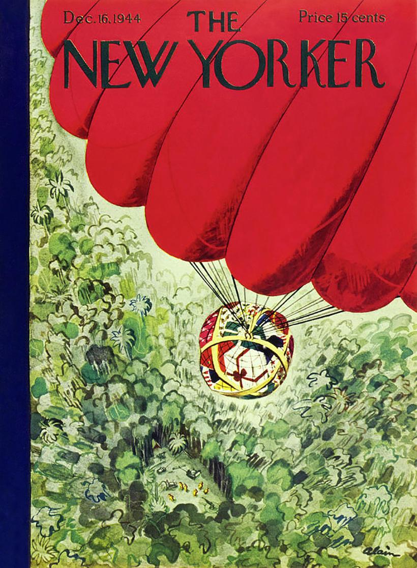 new-yorker-magazine 1944