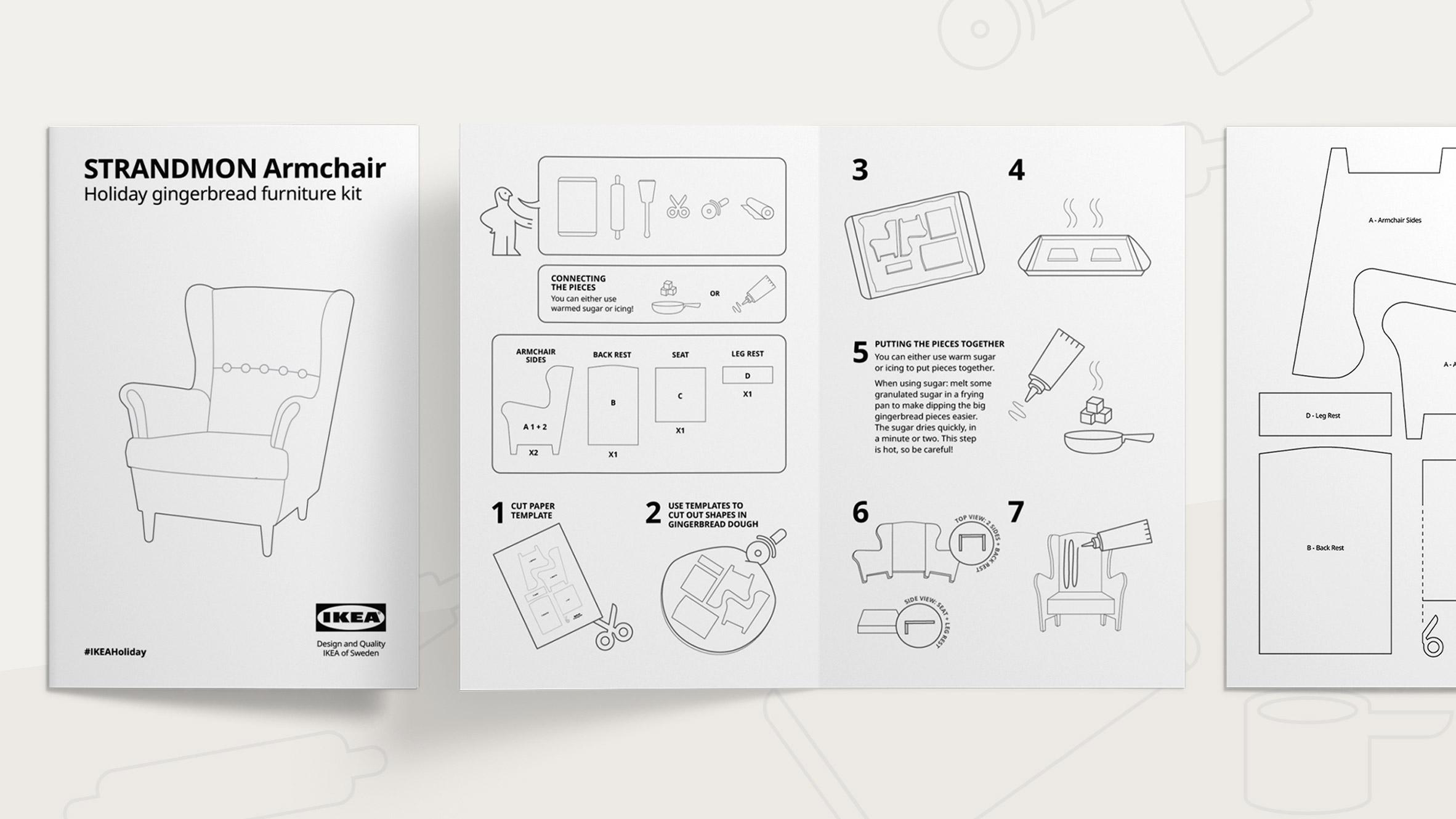 пряничная мебель 3