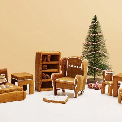 пряничная мебель