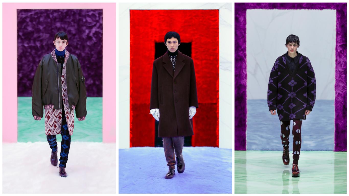 Prada Menswear FW 2021