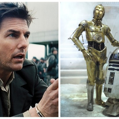 Том Круз и роботы