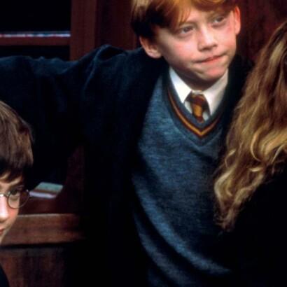 Гарри Поттер -обложка