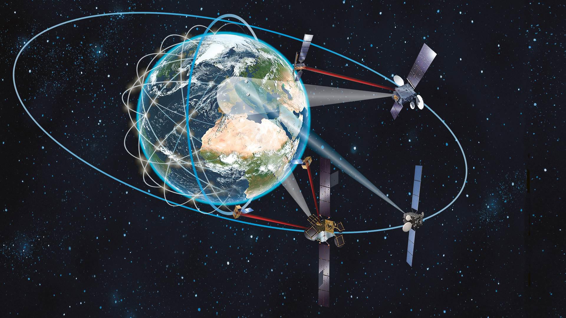 спутники 3