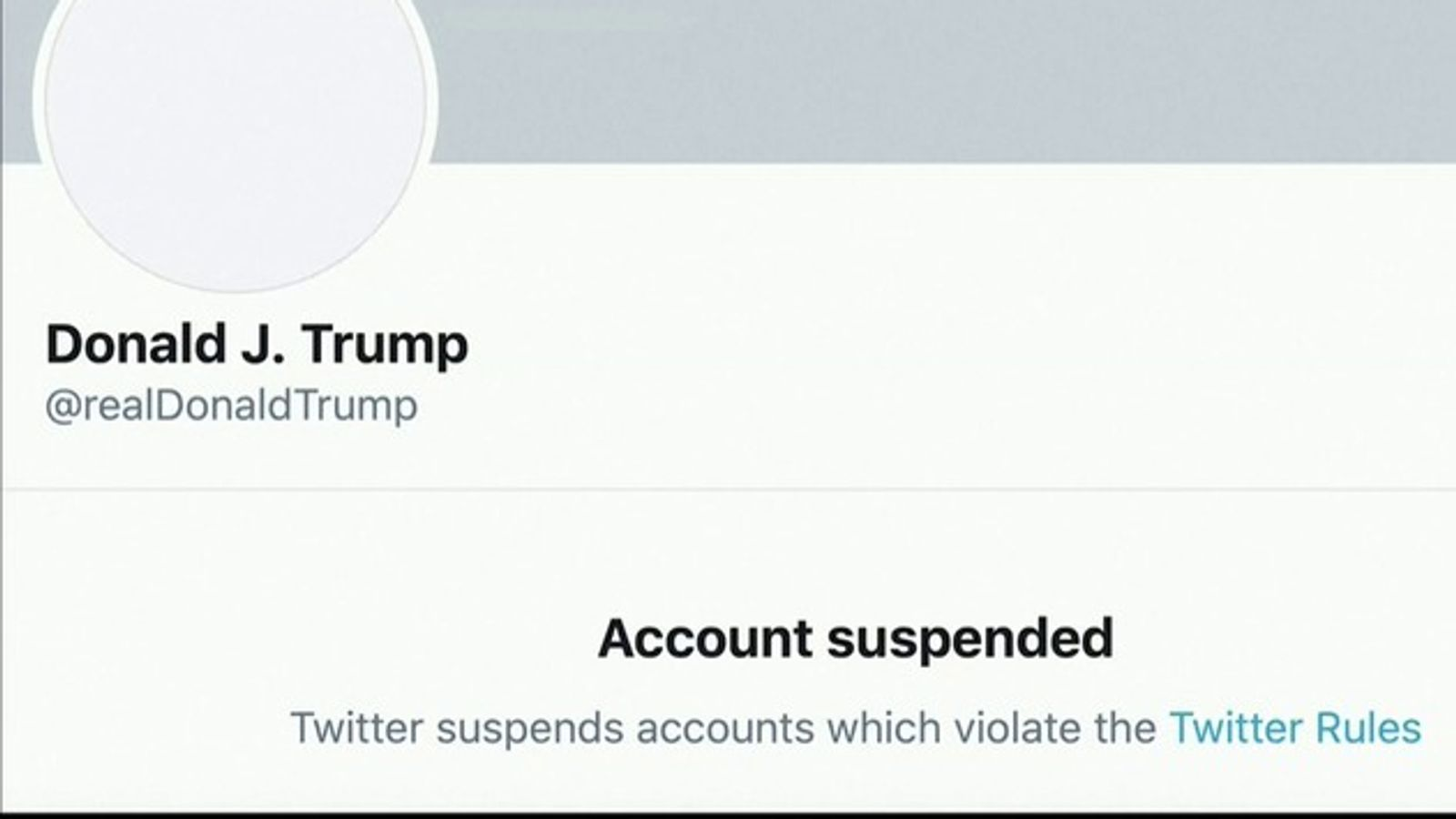 трамп твиттер