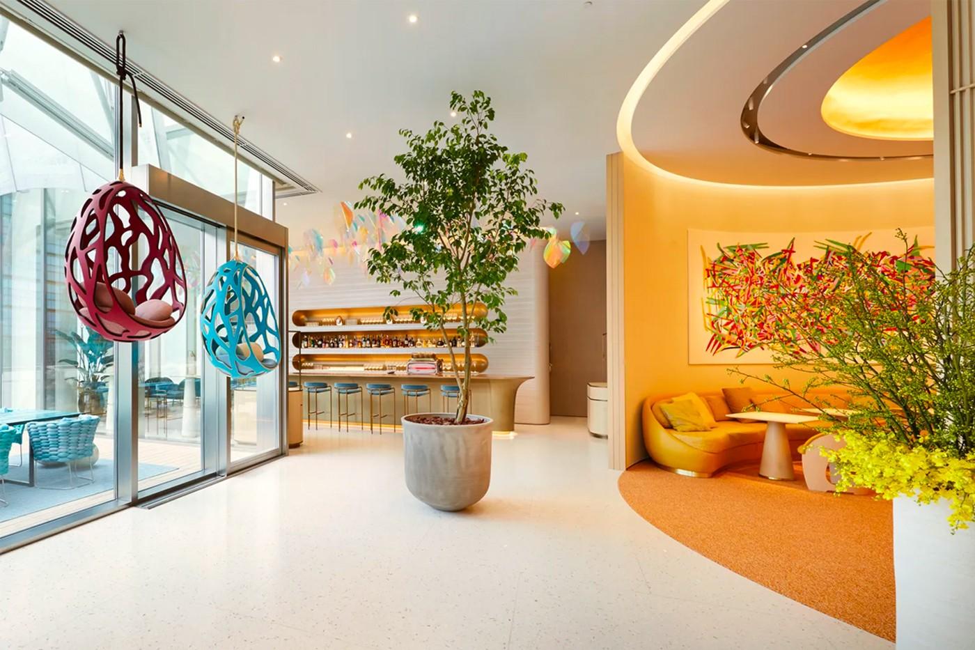 Louis Vuitton restaurant 2