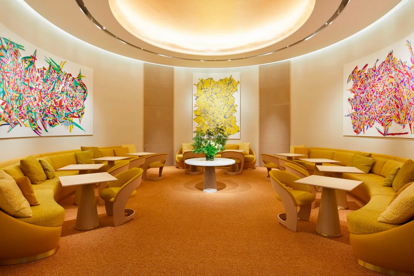 Louis Vuitton restaurant 3