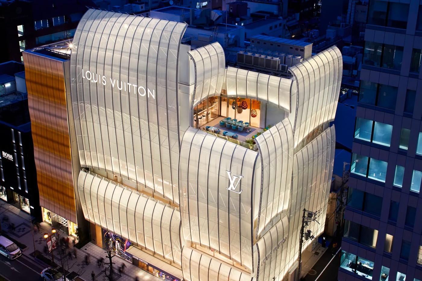 Louis Vuitton restaurant 6