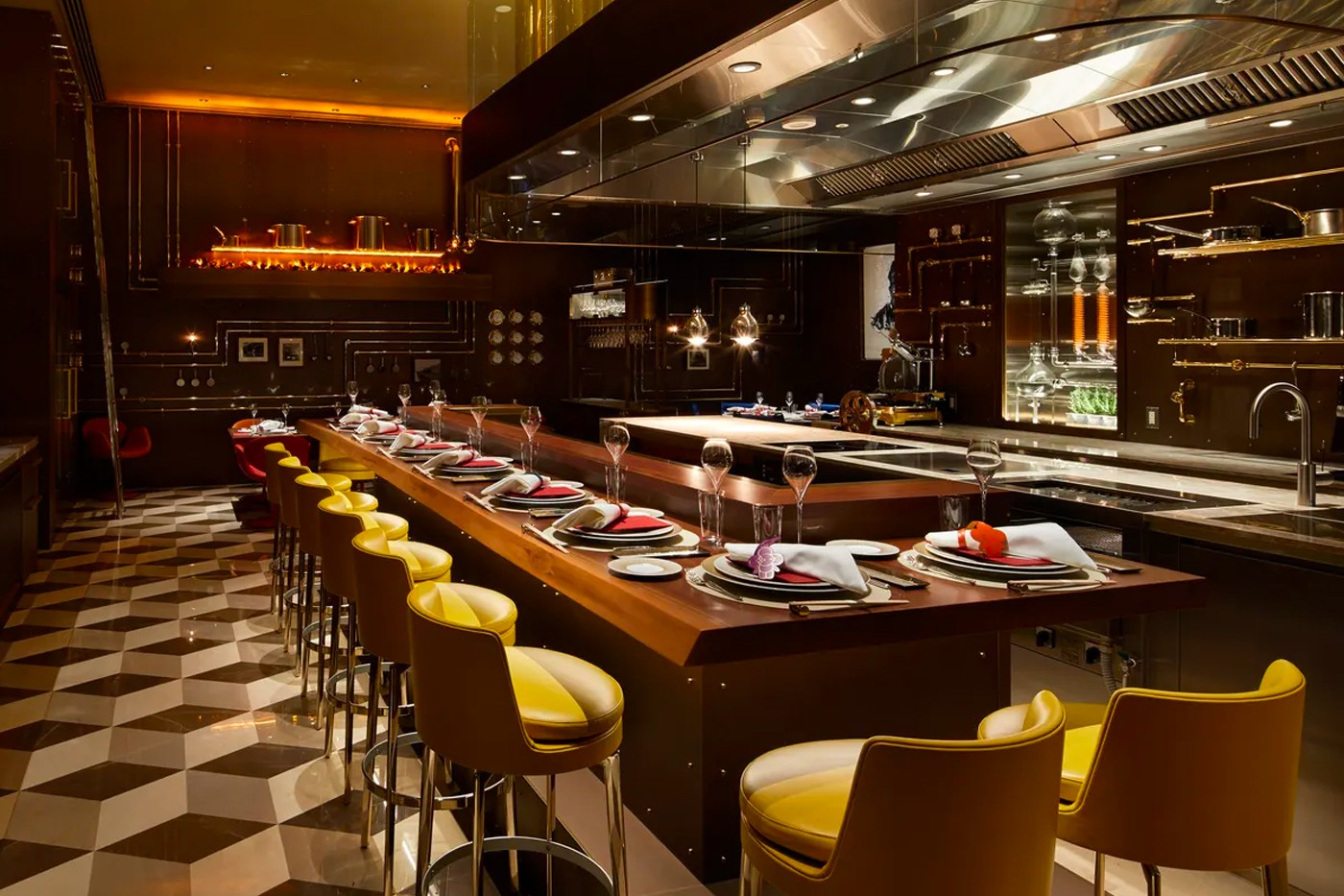 Louis Vuitton restaurant 8