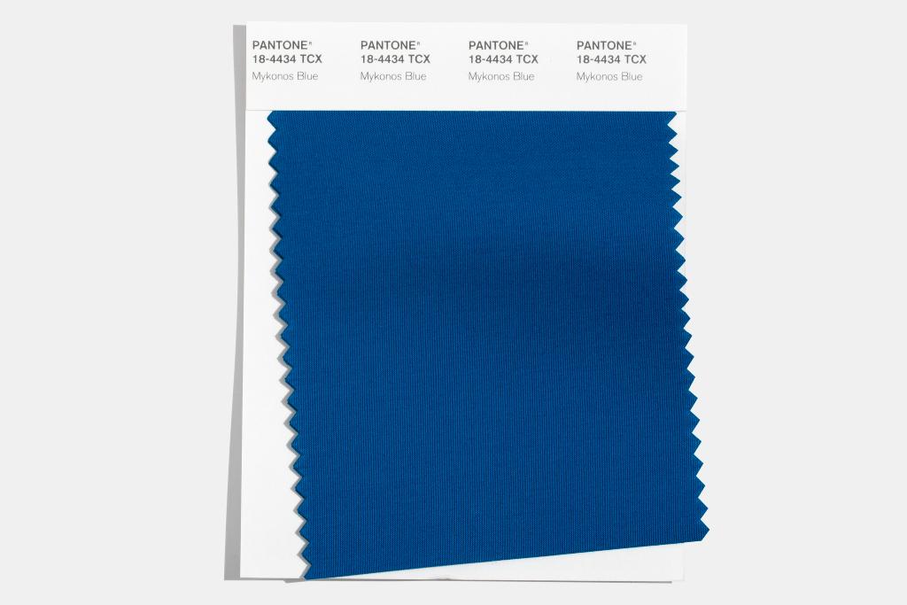Mykonos Blue 18-4434