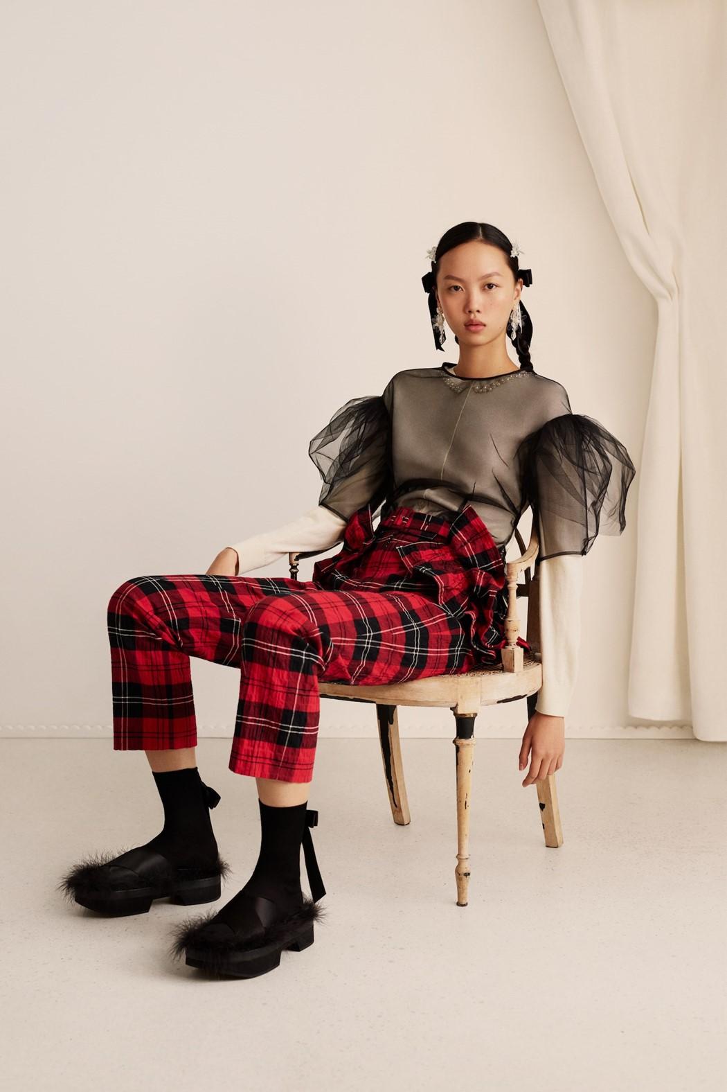 Simone Rocha x H&M 5