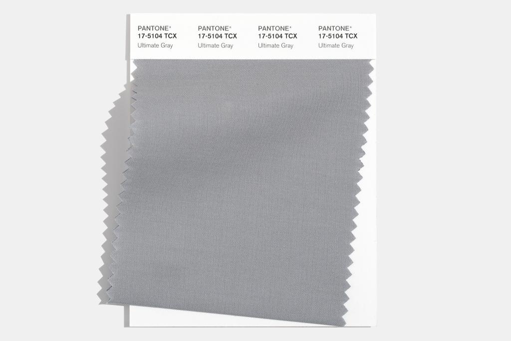 Ultimate Gray 17-5104