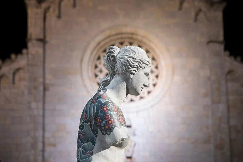 скульптуры 19