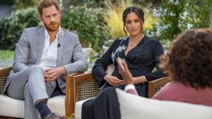 Британский телеведущий Пирс Морган уволился из-за интервью принца Гарри и Меган Маркл