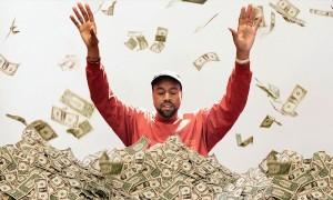 Канье Уэст официально стал самым богатым темнокожим в истории США