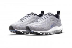 Swarovski и Nike создали сияющие кроссовки Air Max 97